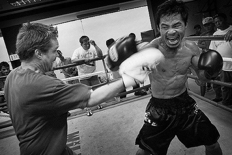 Freddie Roach Gives Appraisal Of Pacquiao and Buboy After Matthysse Win